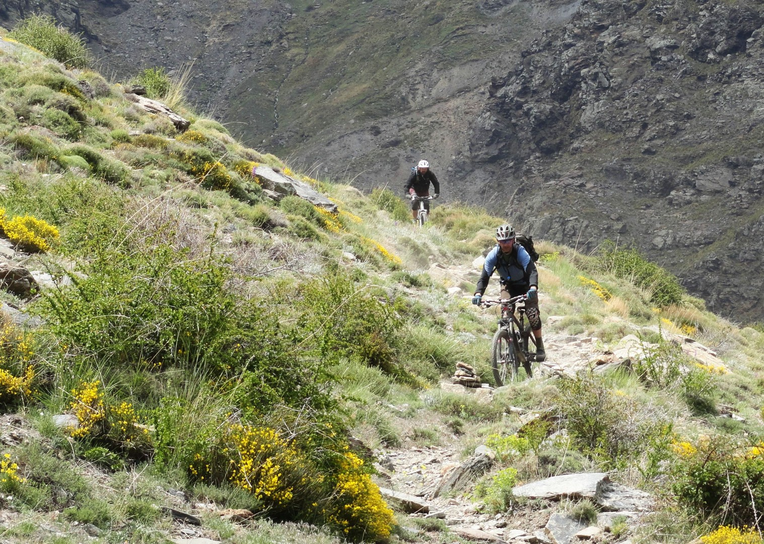 guided-mountain-bike-holiday-spain-sierra-nevada.jpg - Spain - Sensational Sierra Nevada - Mountain Biking