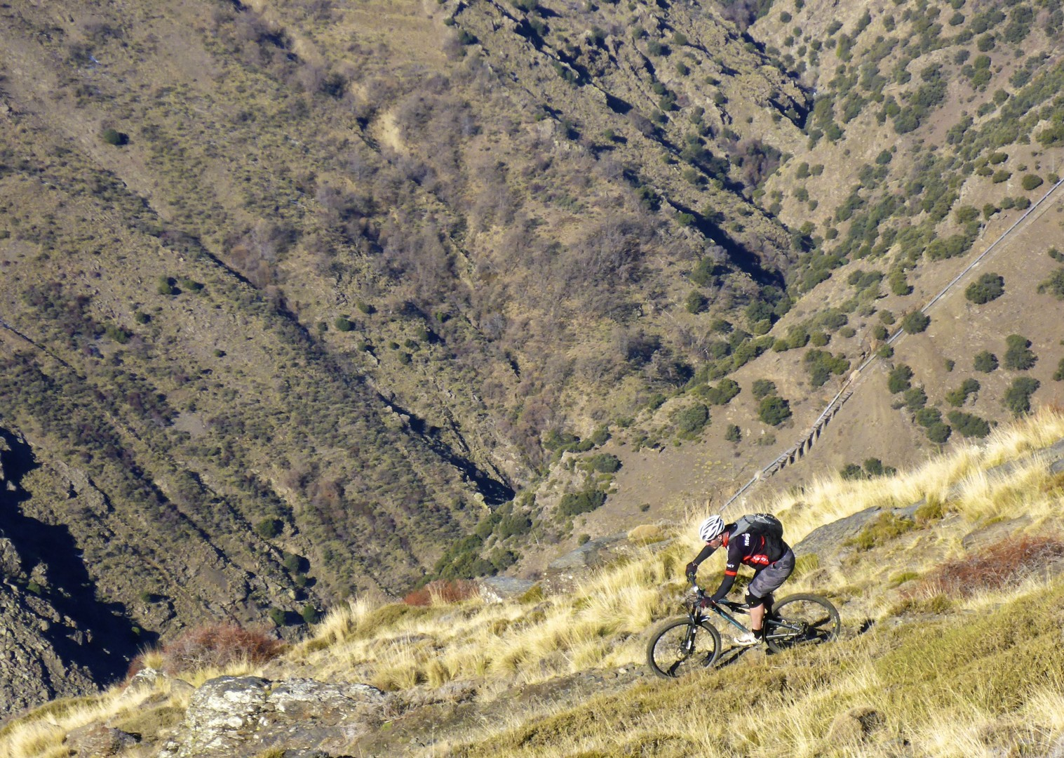 guided-mountain-bike-holiday-in-spain-in-sierra-nevada.jpg - Spain - Sensational Sierra Nevada - Mountain Biking