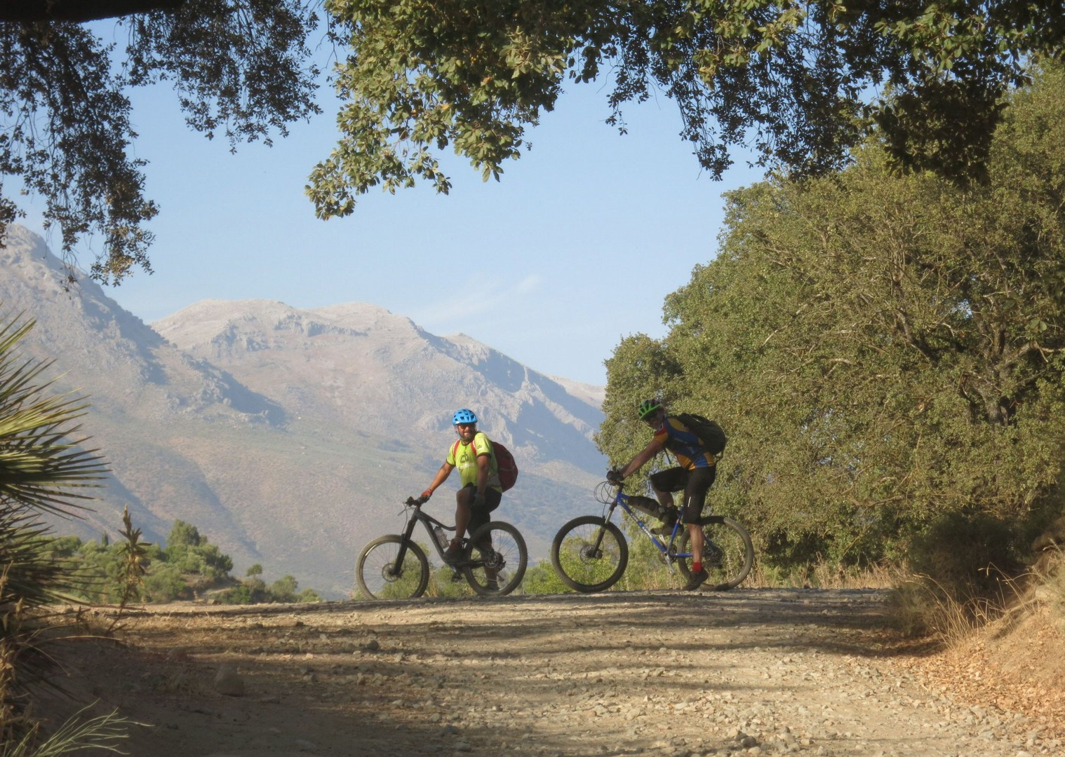 mountain-biking-holiday-in-spain-andalucia-mtb - Spain - Sensational Sierra Nevada - Mountain Biking