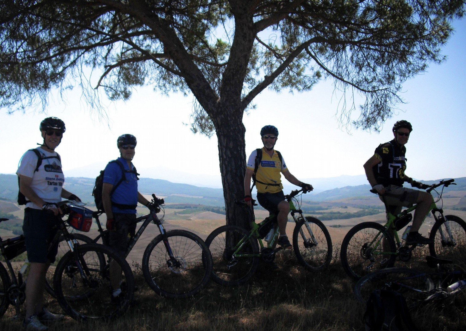 mountain-biking-holiday-tuscany-nature.jpg - Italy - Tuscany - Sacred Routes - Guided Mountain Bike Holiday - Mountain Biking