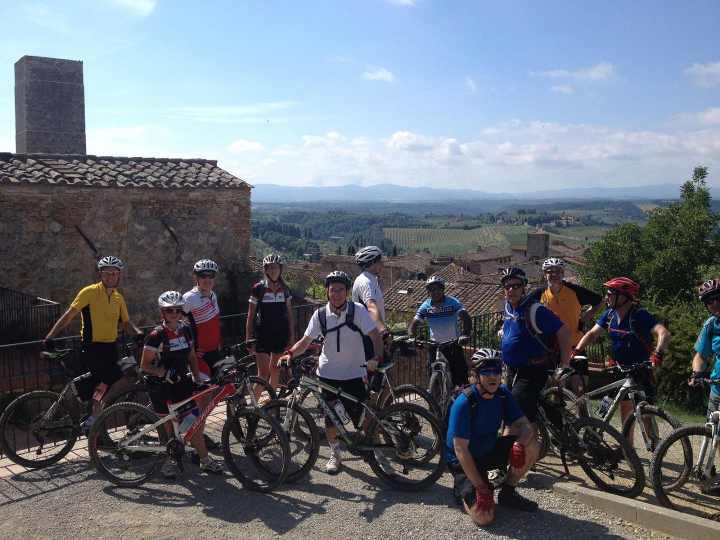IMG_1639.JPG - Italy - Tuscany - Sacred Routes - Guided Mountain Bike Holiday - Mountain Biking