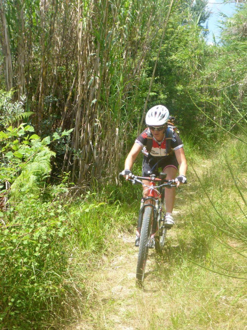 P1010565.JPG - Italy - Tuscany - Sacred Routes - Guided Mountain Bike Holiday - Mountain Biking