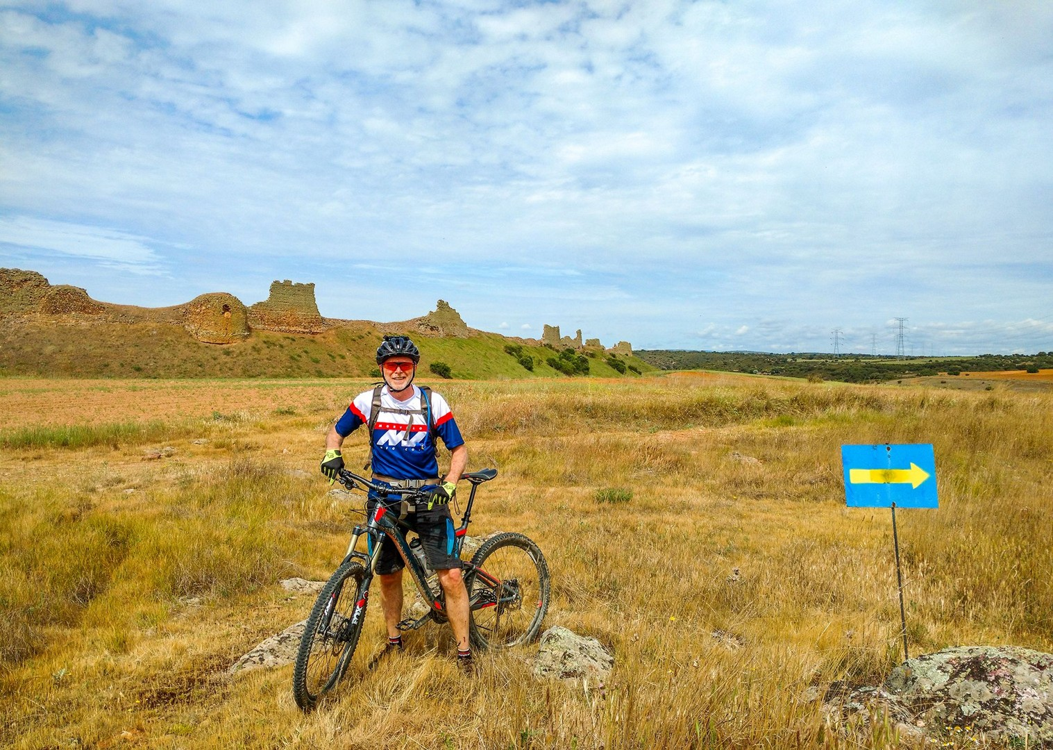 spain-mountain-bike-holiday-with-saddle-skedaddle-ruta-de-la-plata.jpg - Spain - Ruta de la Plata - Guided Mountain Bike Holiday - Mountain Biking