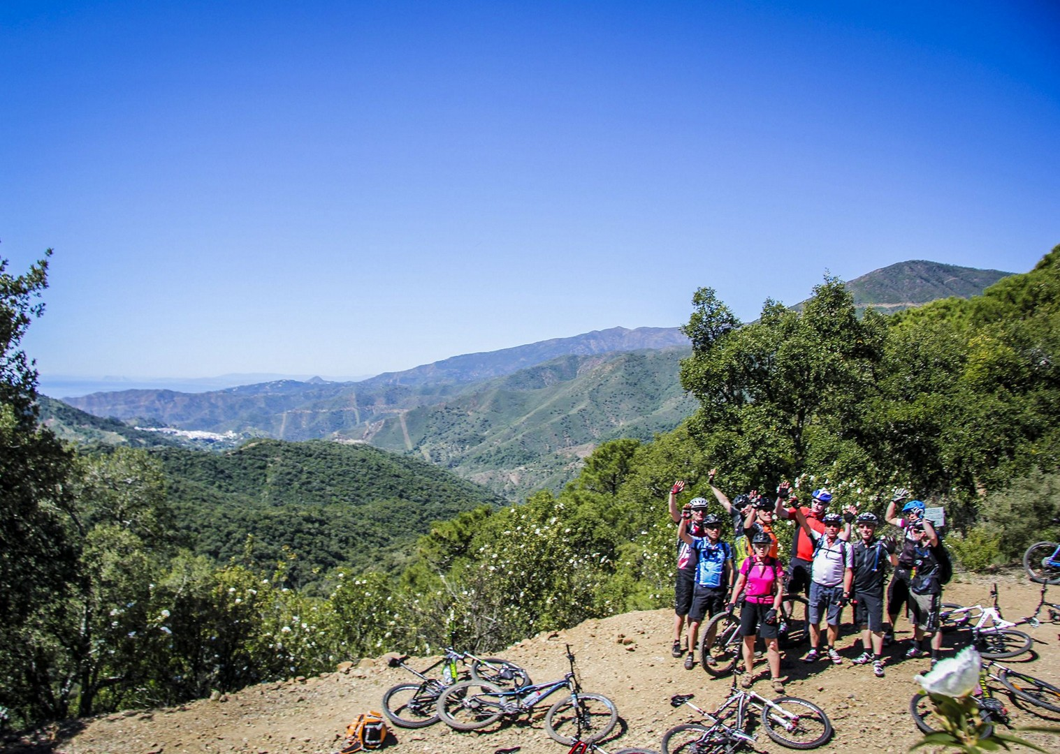 guided-mountain-biking-andalucia-spain-holiday.jpg - Spain - Awesome Andalucia - Guided Mountain Bike Holiday - Mountain Biking