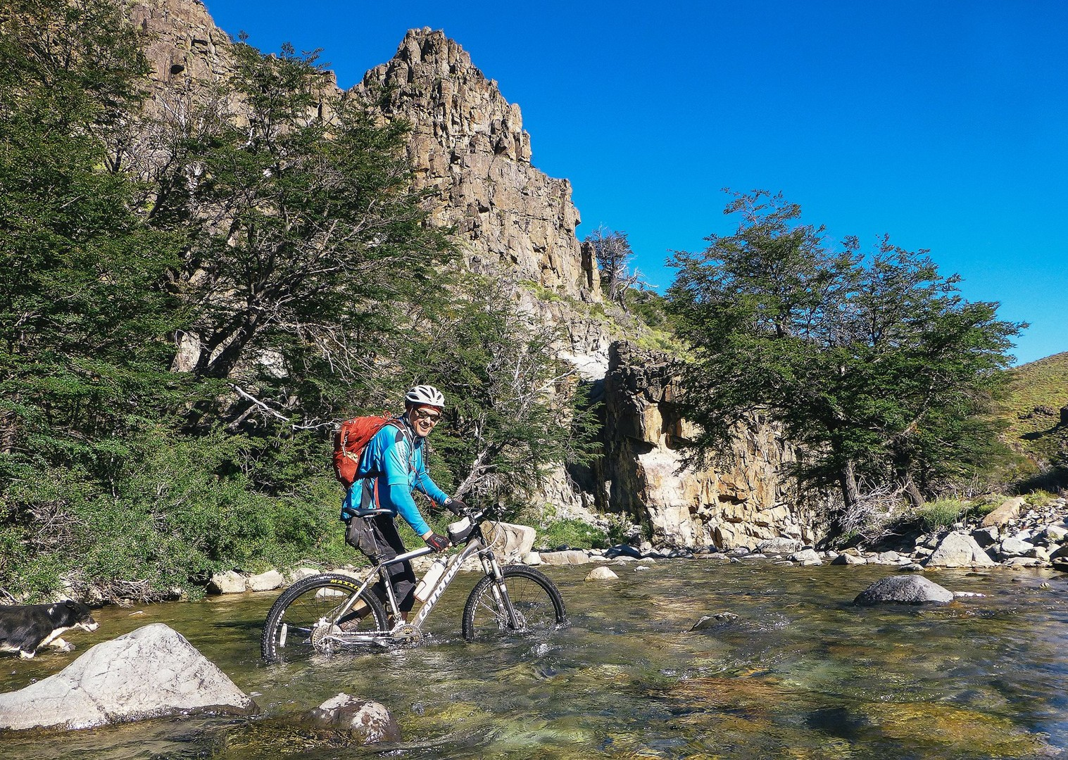 BEST-22.JPG - Chile and Argentina - Wild Patagonia - Guided Mountain Bike Holiday - Mountain Biking