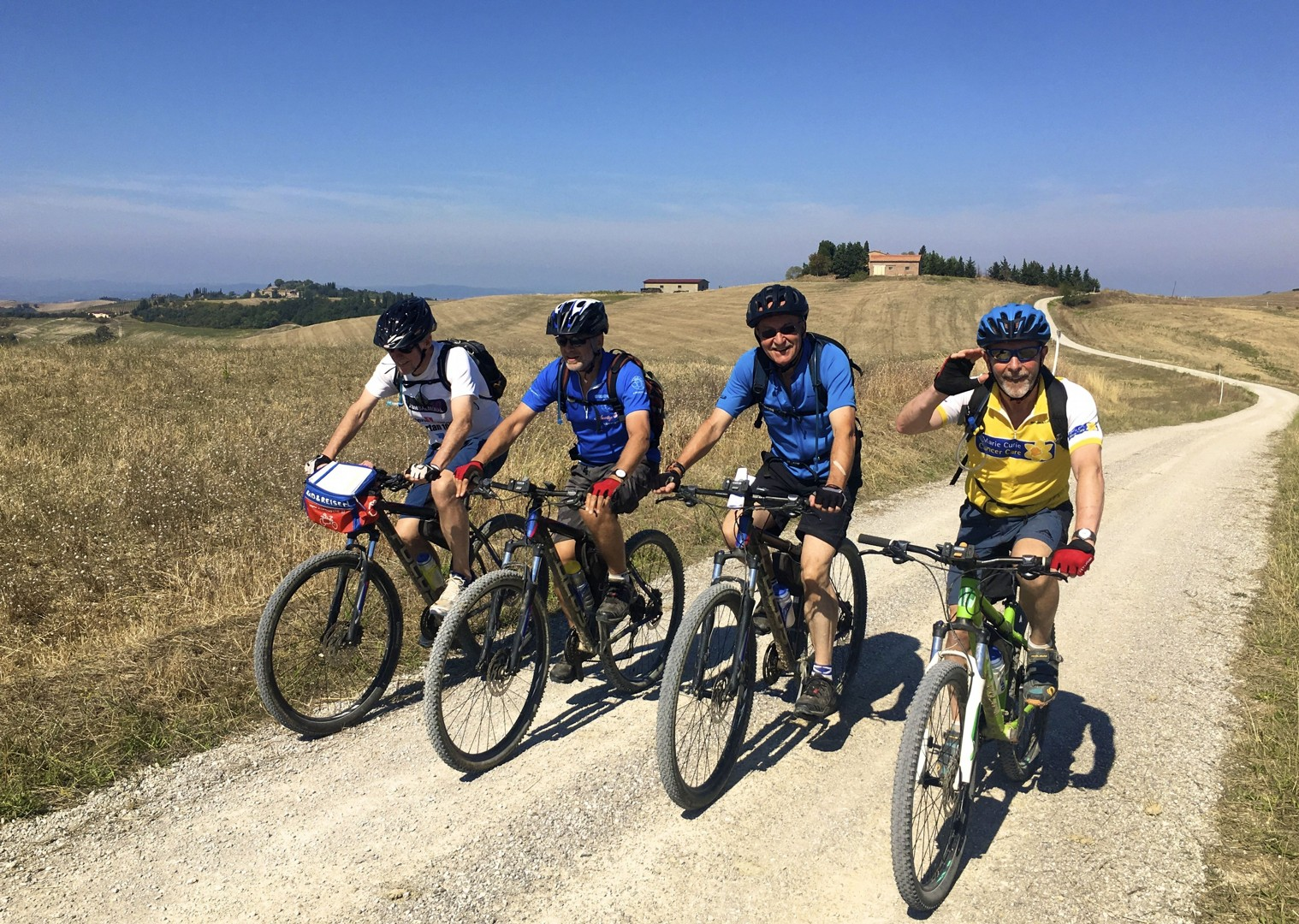 mountain-biking-holiday-italy-tuscany.jpg - Italy - Tuscany - Sacred Routes  - Self Guided Mountain Bike Holiday - Mountain Biking
