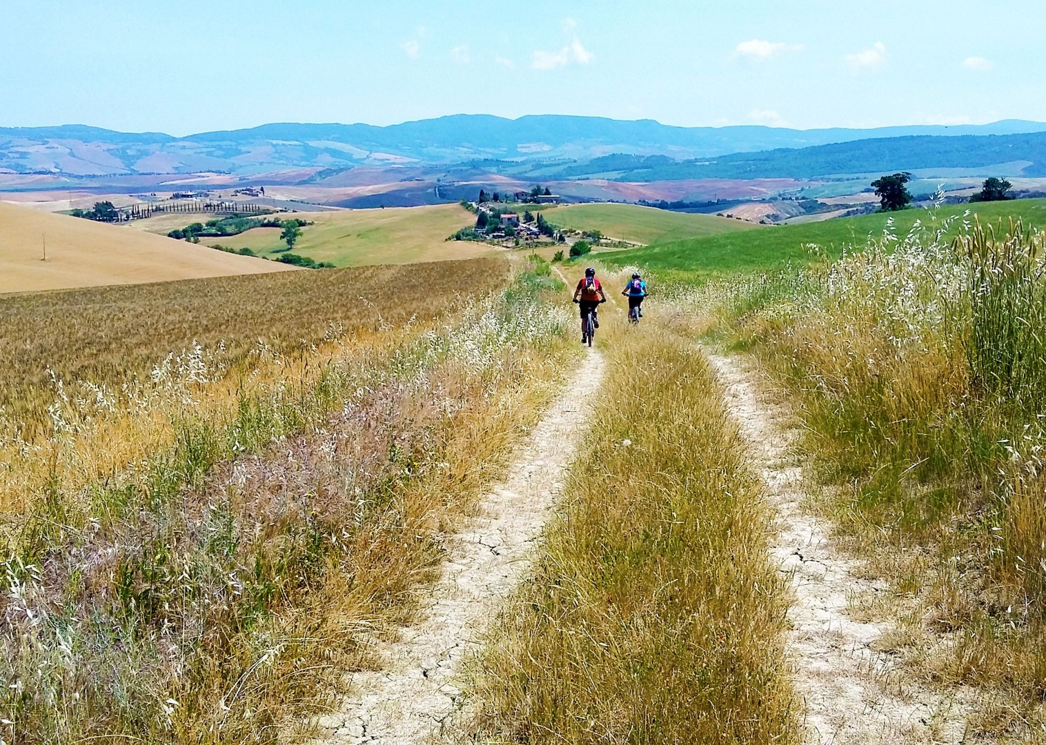 20170605_113843.jpg - Italy - Tuscany - Sacred Routes  - Self Guided Mountain Bike Holiday - Mountain Biking