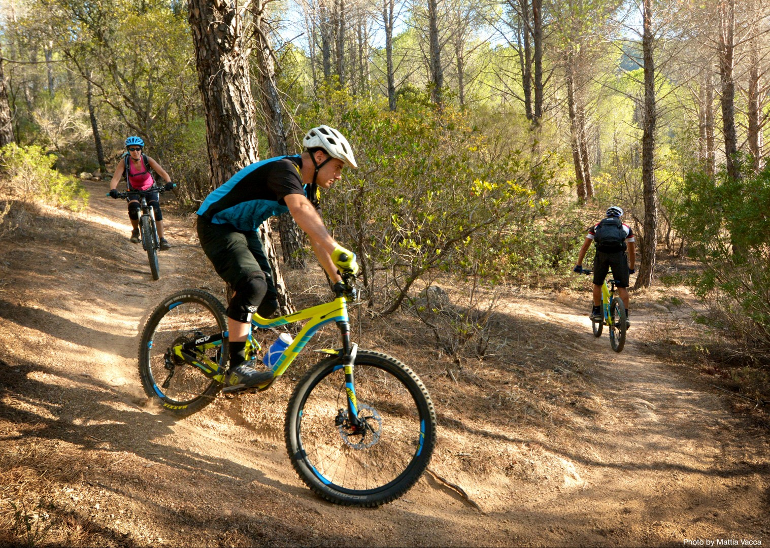 enduro-in-italy-sardinia-mountain-bike-holiday.jpg - Sardinia - Sardinian Enduro - Guided Mountain Bike Holiday - Mountain Biking