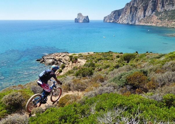 Italy - Sardinia - Sardinian Enduro - Guided Mountain Bike Holiday Image