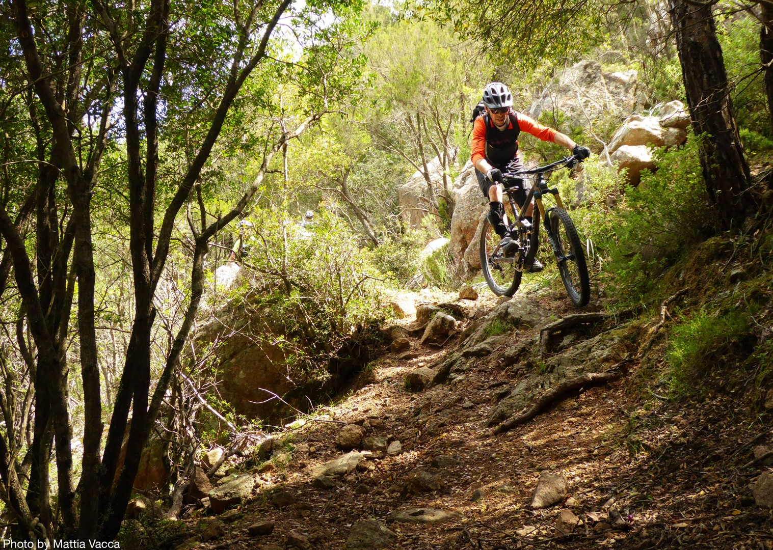 pula-enduro-in-italy-sardinia-mountain-bike-holiday.jpg - Sardinia - Sardinian Enduro - Guided Mountain Bike Holiday - Mountain Biking