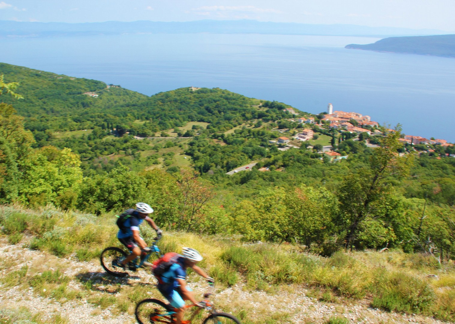 mtb-tour-in-croatia-terra-magica-skedaddle.JPG - Croatia - Terra Magica - Mountain Biking