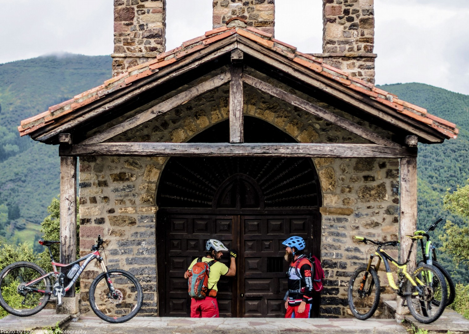 mountain-biking-journey-to-santiago-spain.jpg - Spain - Camino Primitivo - Guided Mountain Biking Holiday - Mountain Biking