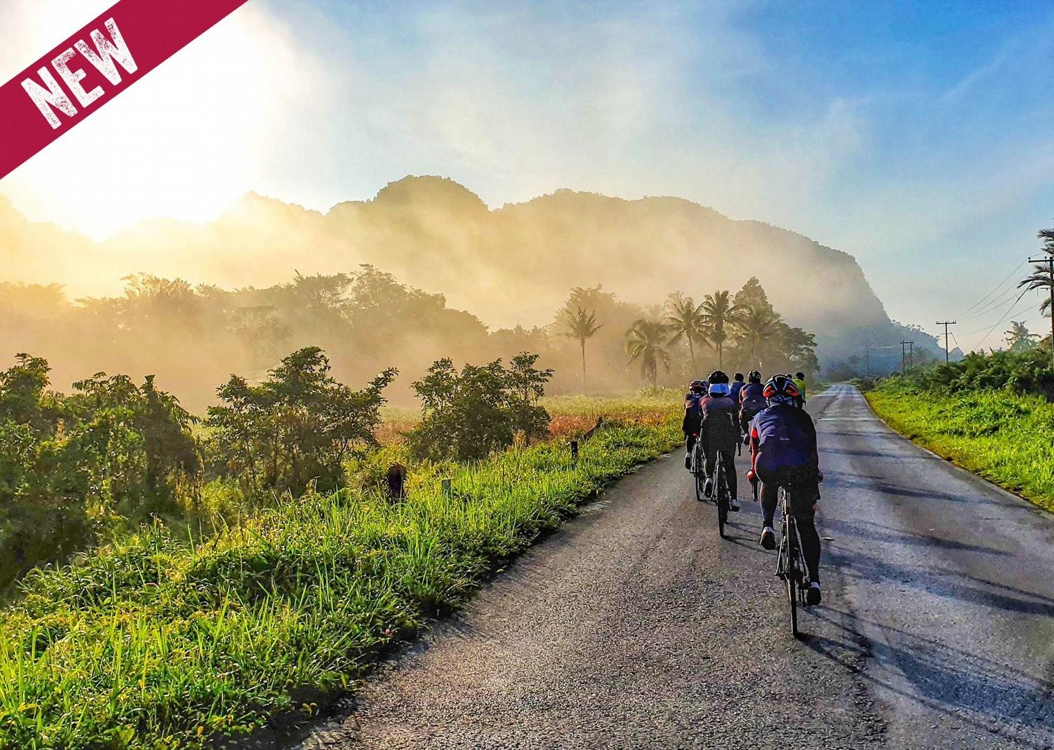 borneoroad.jpg - Borneo - Sarawak to Sabah - Guided Road Cycling Holiday - Road Cycling