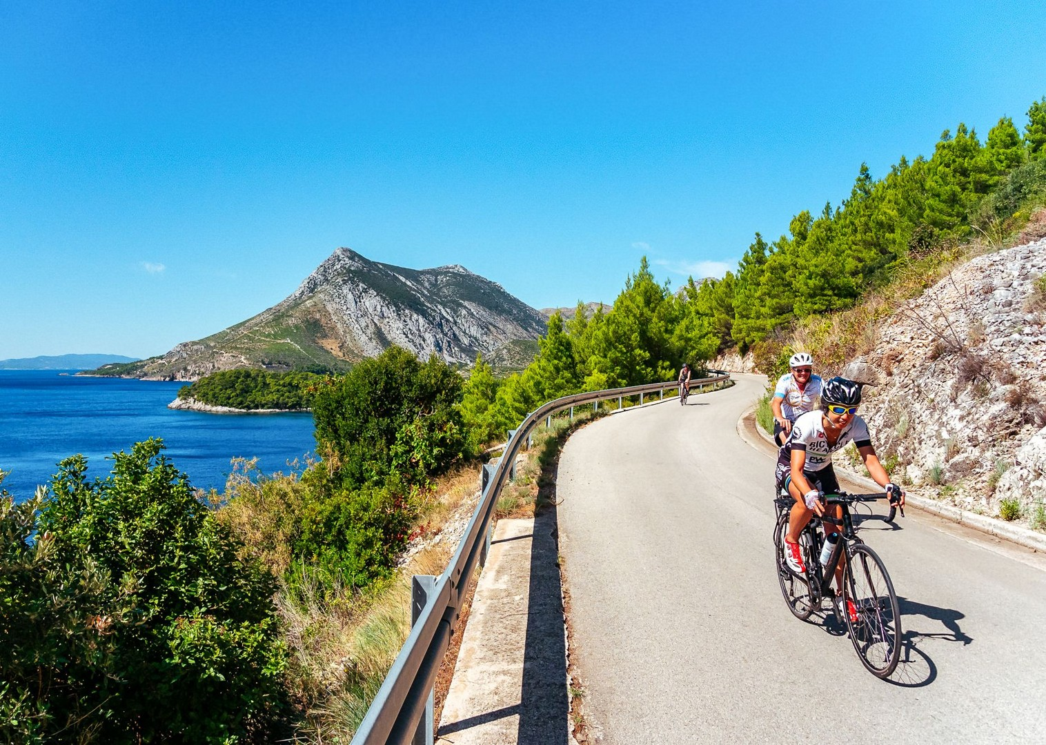 road-cycling-holiday-in-croatia-with-saddle-skedaddle.jpg - Croatia - Islands of the Dalmatian Coast - Guided Road Cycling Holiday - Road Cycling