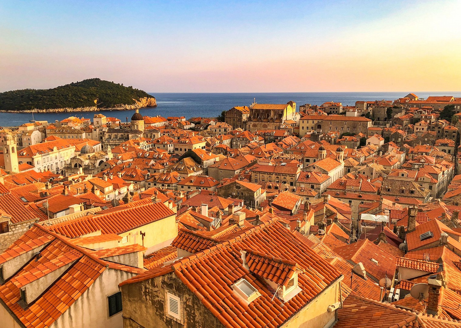 road-cycling-dubrovnik-guided-tour-saddle-skedaddle-trip.jpg - Croatia - Islands of the Dalmatian Coast - Guided Road Cycling Holiday - Road Cycling