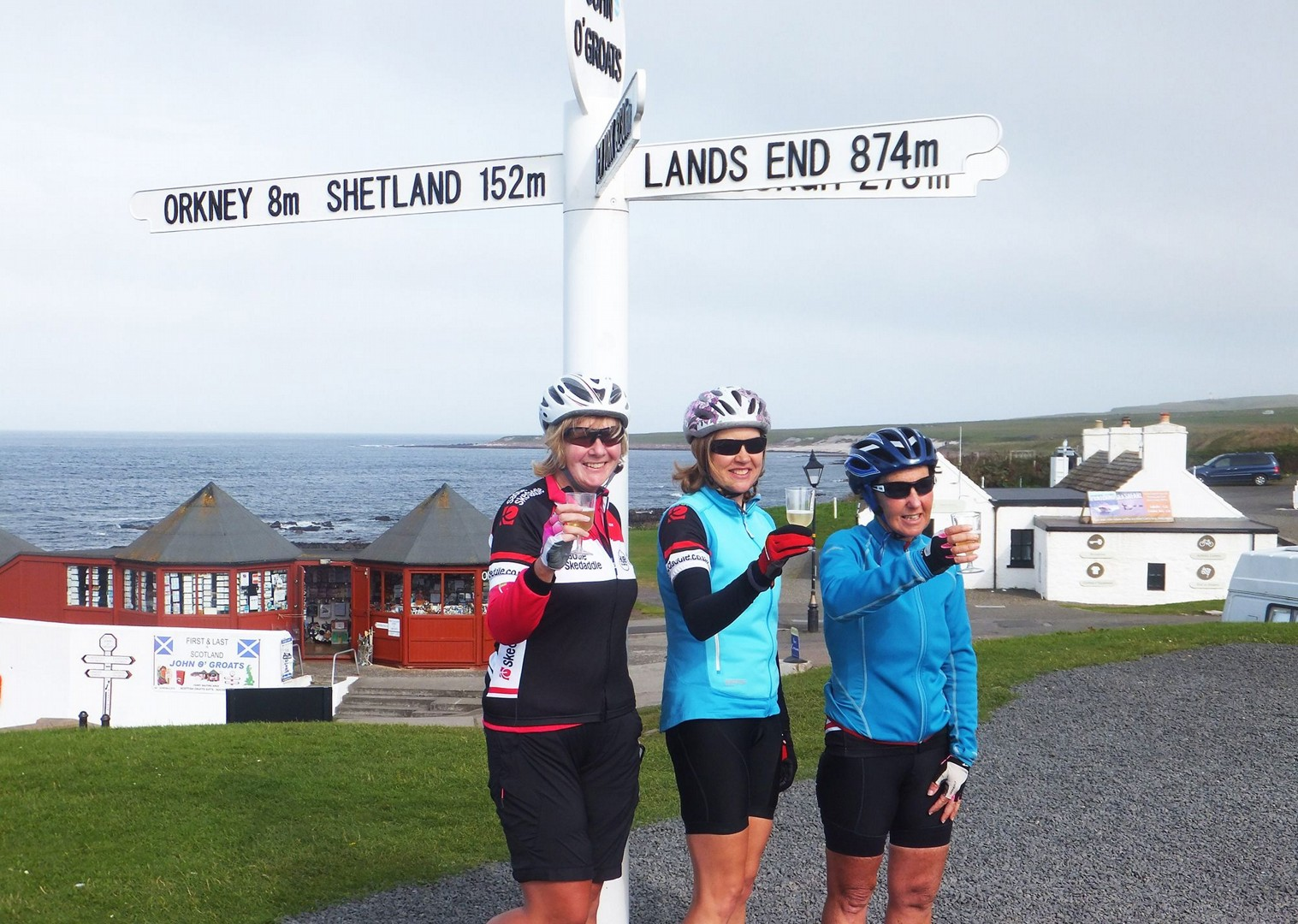 iconic-journeys-skedaddle-group-cycling.jpg - UK - Land's End to John O'Groats Explorer (22 days) - Guided Cycling Holiday - Road Cycling