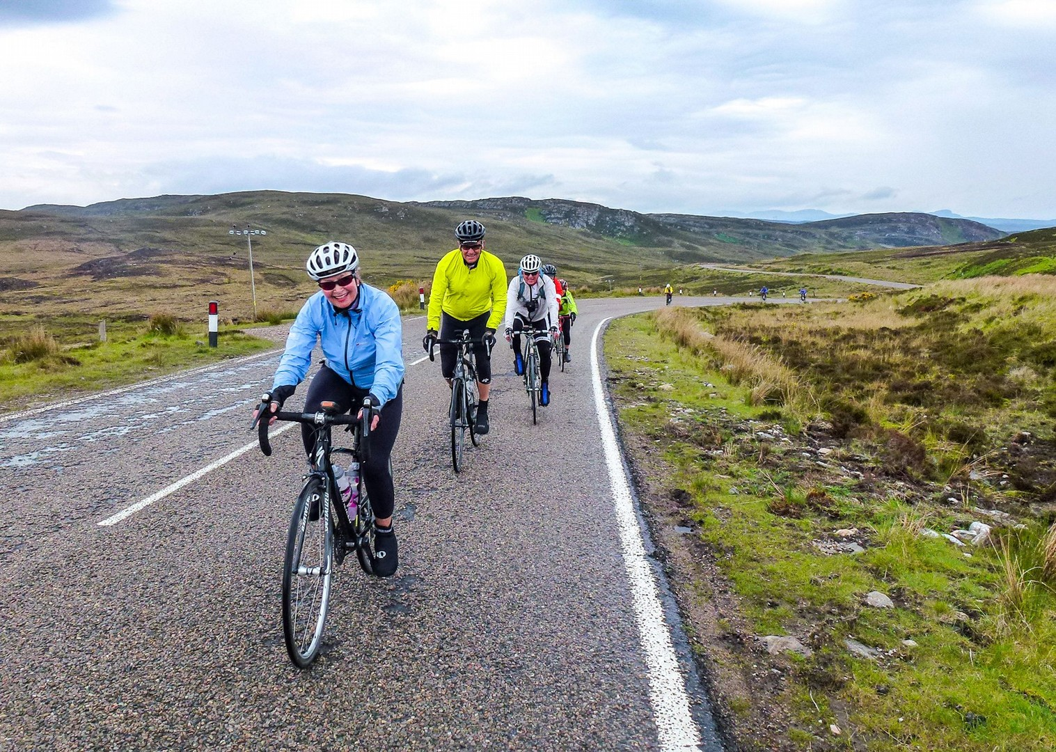 cycle-the-length-of-britain-with-saddle-skedaddle-guided-cycling-holiday.jpg - UK - Land's End to John O'Groats Explorer (22 days) - Guided Cycling Holiday - Road Cycling