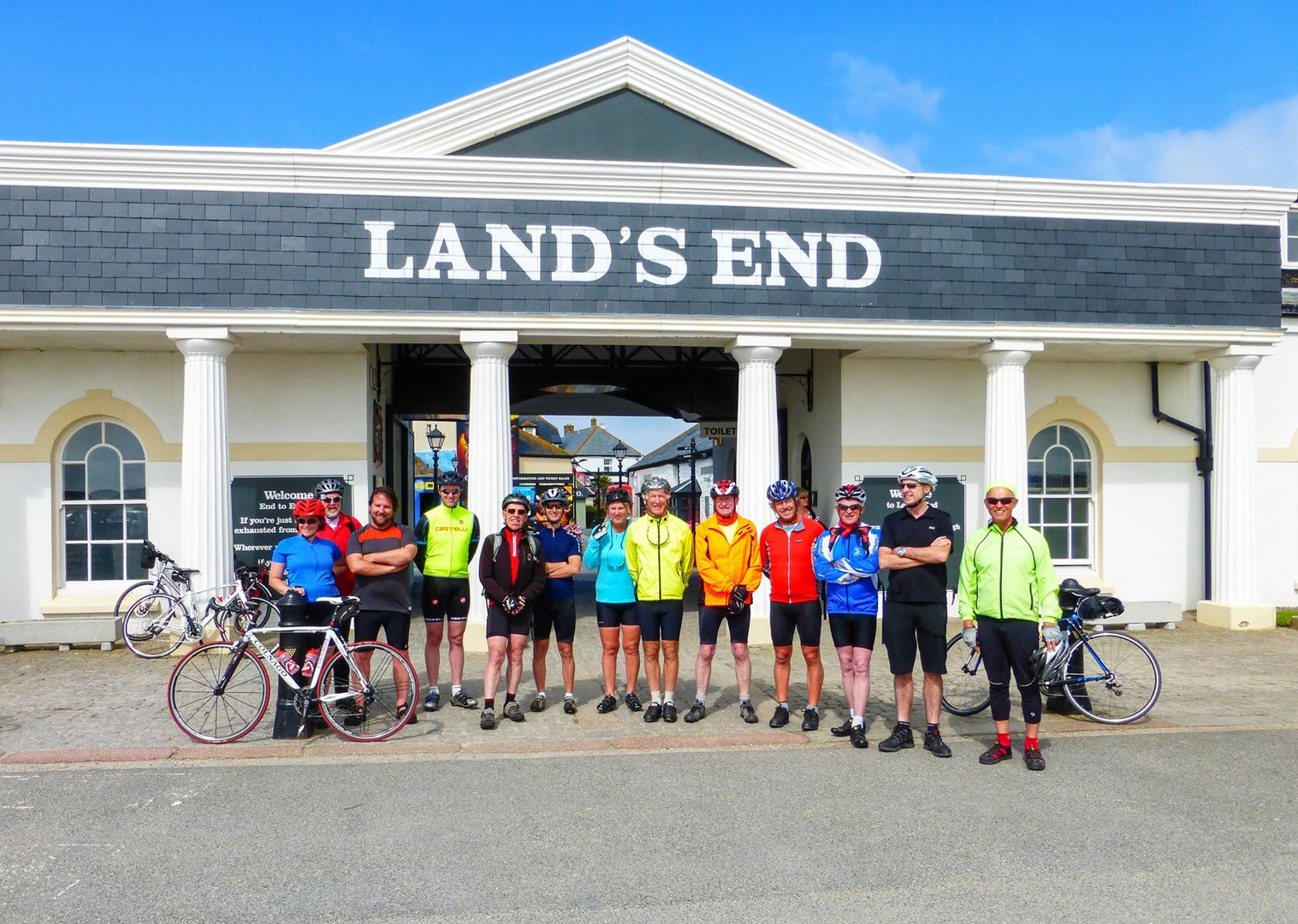 22-day-guided-cycling-holiday-in-the-uk-lejog-route-saddle-skedaddle.jpg - UK - Land's End to John O'Groats Explorer (22 days) - Guided Cycling Holiday - Road Cycling