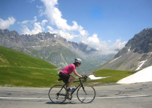 France - Classic Alps Passes - Alpine Introduction - Guided Road Cycling Holiday Image