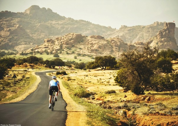 Morocco - Road Atlas - Guided Road Cycling Holiday Image