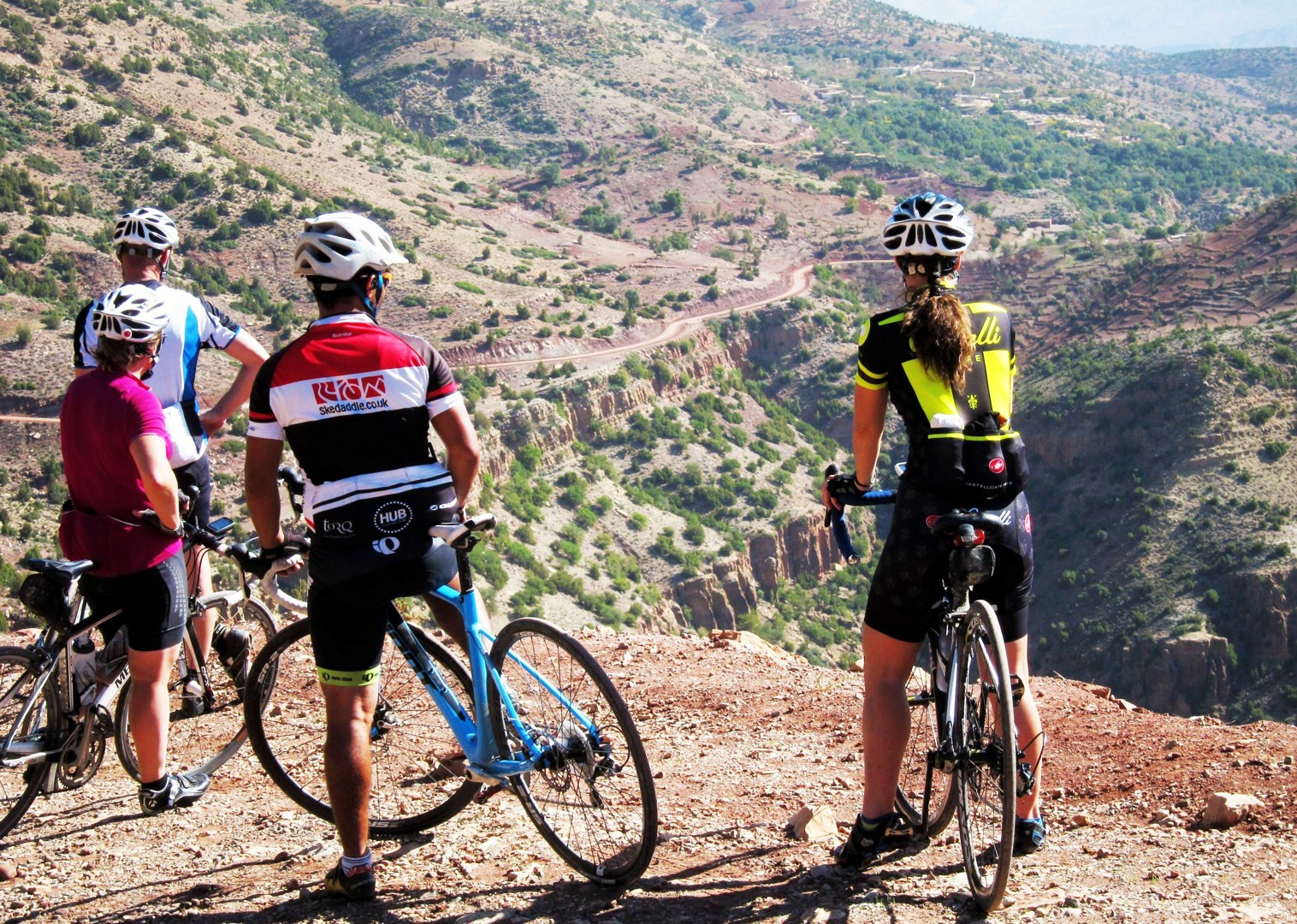saddle-skedaddle-morocco-cycling-holiday-road-atlas.jpg - Morocco - Road Atlas - Road Cycling