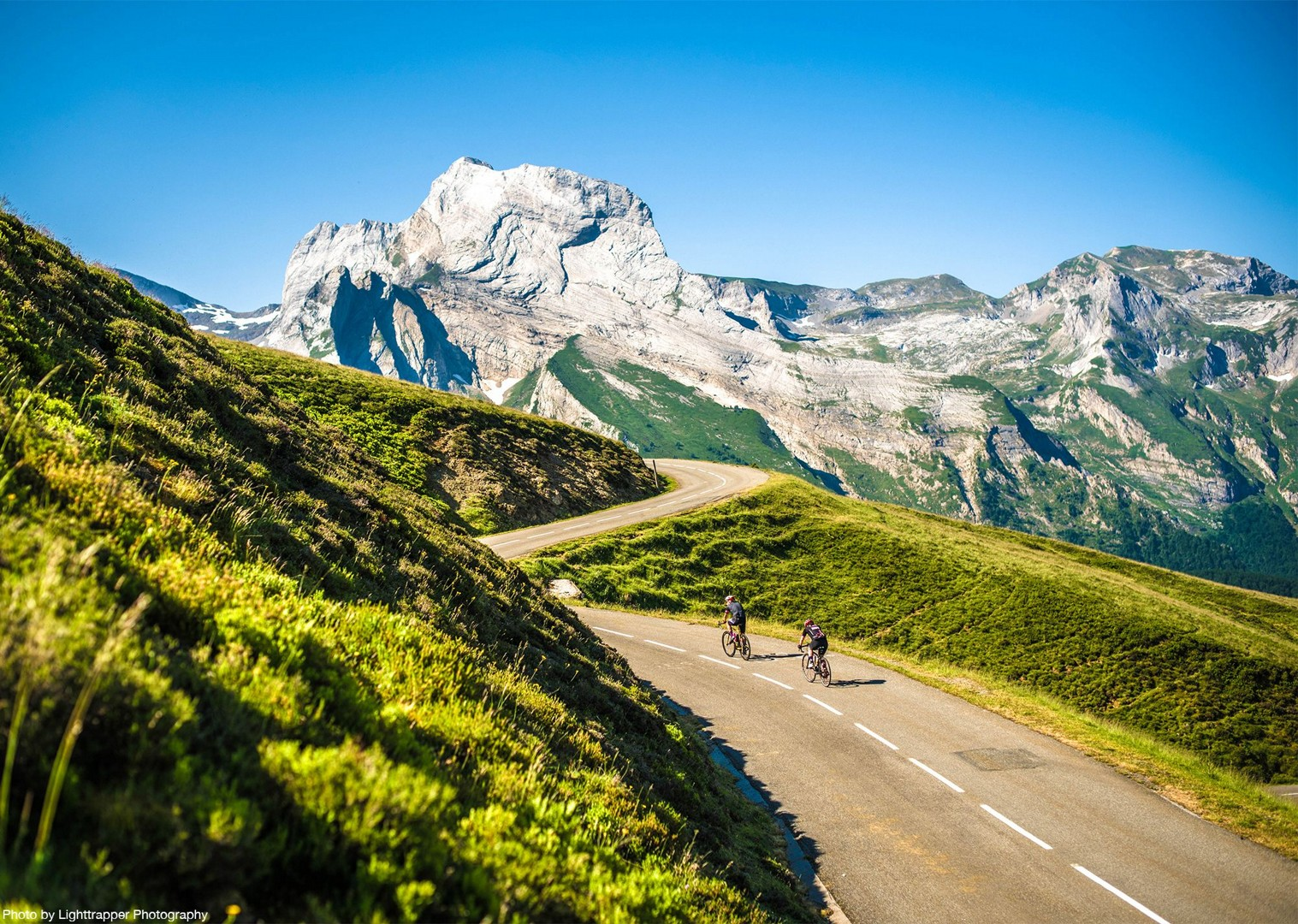 mountains-in-pyrenees-france-road-cycling.jpg - France - Trans Pyrenees Challenge - Guided Road Cycling Holiday - Road Cycling