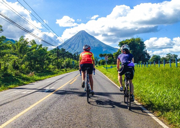 Costa Rica - Ruta de los Volcanes - Guided Road Cycling Holiday Image
