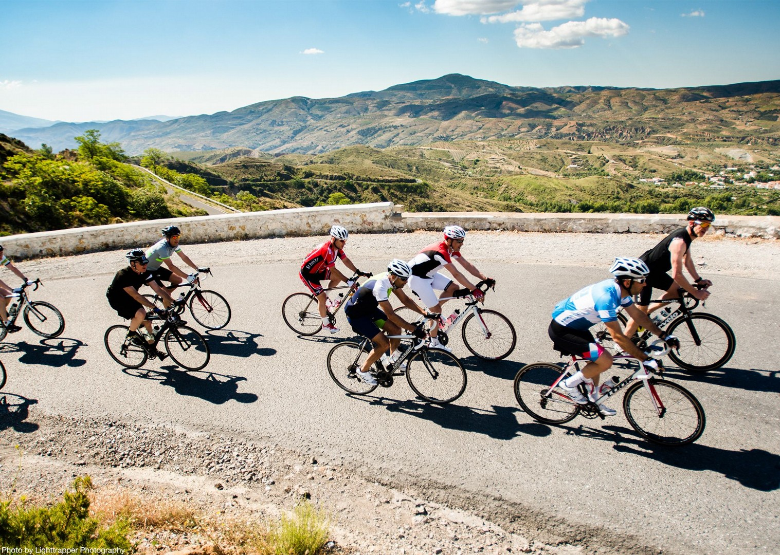 saddle-skedaddle-road-cycling-holiday-in-southern-spain-guided-tour.jpg - Southern Spain - Sierra Nevada and Granada - Guided Road Cycling Holiday - Road Cycling