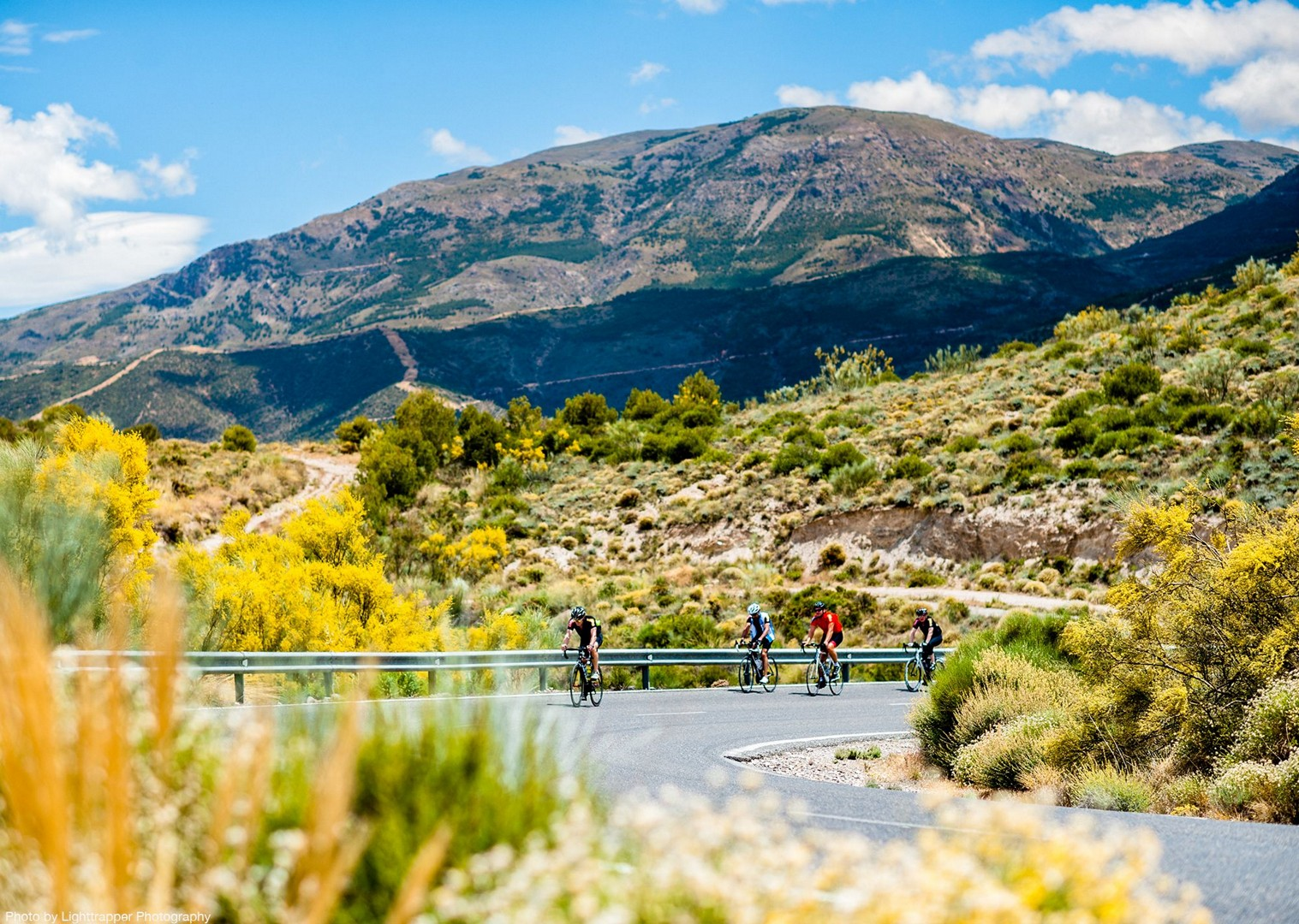 cycling-holiday-guided-road-tour-sierra-nevada-and-granada-spain.jpg - Southern Spain - Sierra Nevada and Granada - Guided Road Cycling Holiday - Road Cycling