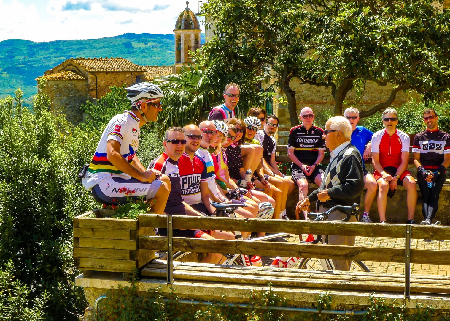 79.jpg - Italy - Tuscany - Giro della Toscana - Guided Road Cycling Holiday - Road Cycling
