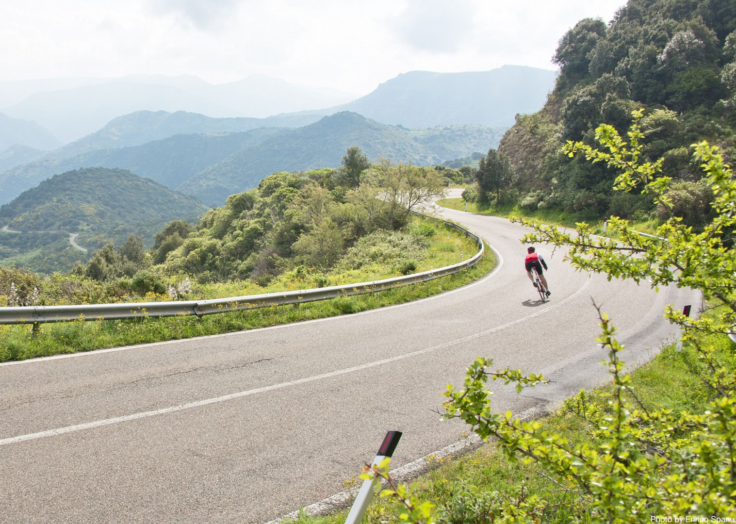 Road-Cycling-Holiday-Italy-Sardinia-Sardinian-Mountains.jpg - Italy - Sardinia - Mountain Explorer - Guided Road Cycling Holiday - Road Cycling