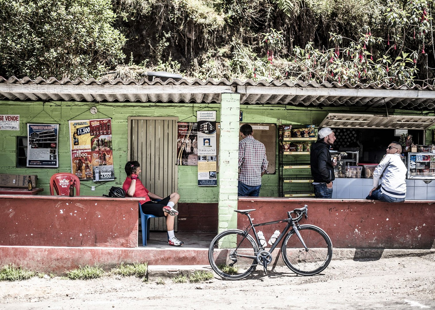 day_1_055.jpg - Colombia - Emerald Mountains - Road Cycling