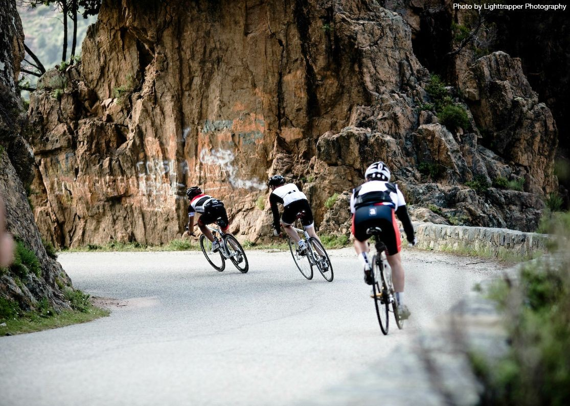 guided-road-cycling-holiday-in-france-corsica-group-cycling-challenge.jpg - France - Corsica - Southern Secrets - Guided Road Cycling Holiday - Road Cycling