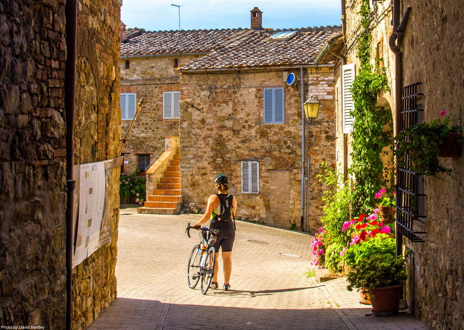 0277 Day 6 Murlo.jpg - Italy - Tuscany - Giro della Toscana - Self-Guided Road Cycling Holiday - Road Cycling
