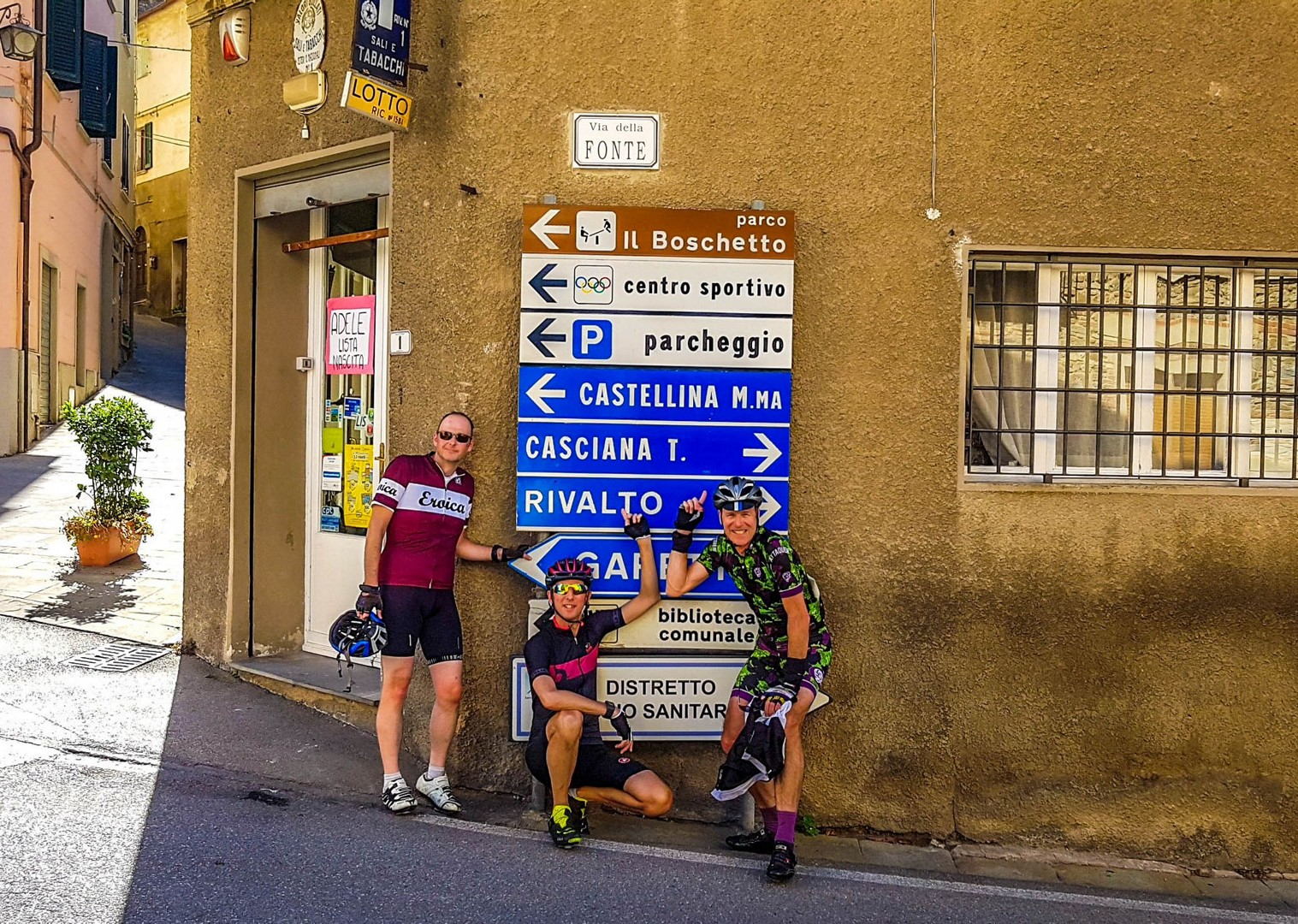 20170922_144954.jpg - Italy - Tuscany - Giro della Toscana - Self-Guided Road Cycling Holiday - Road Cycling