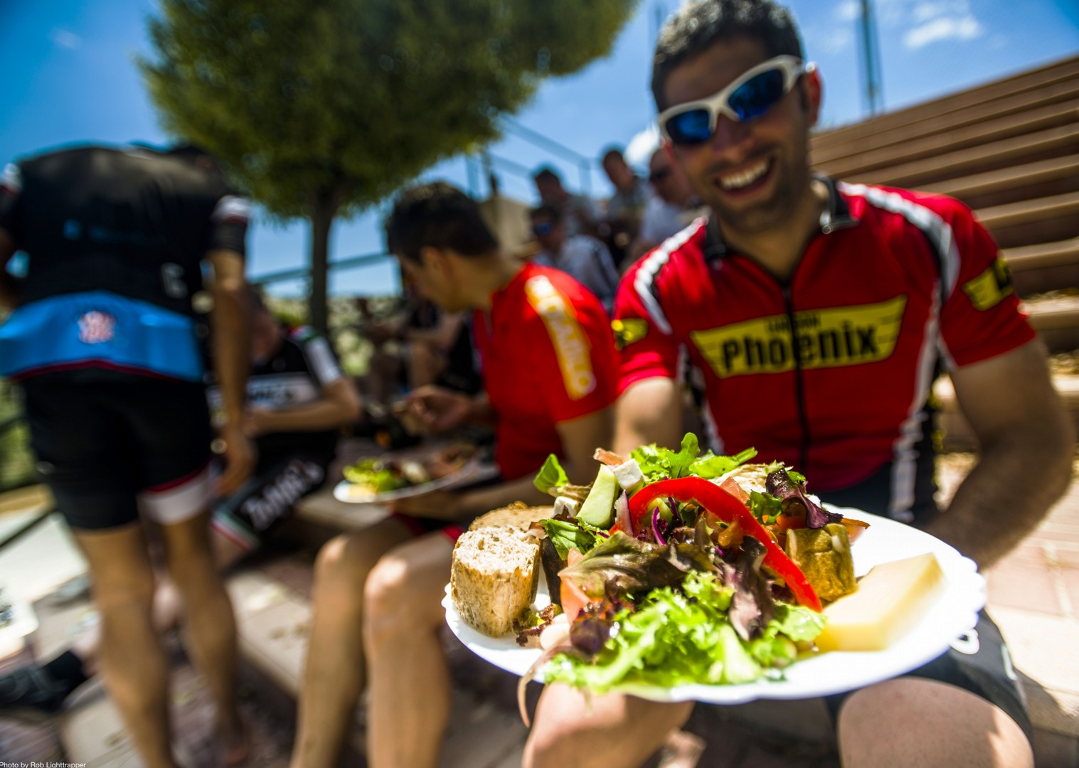 road-cycling-holiday-cape-to-cape-traverse-andalucia-spain-Mediterranean-food.jpg - Southern Spain - Andalucia - Cape to Cape Traverse - Guided Road Cycling Holiday - Road Cycling