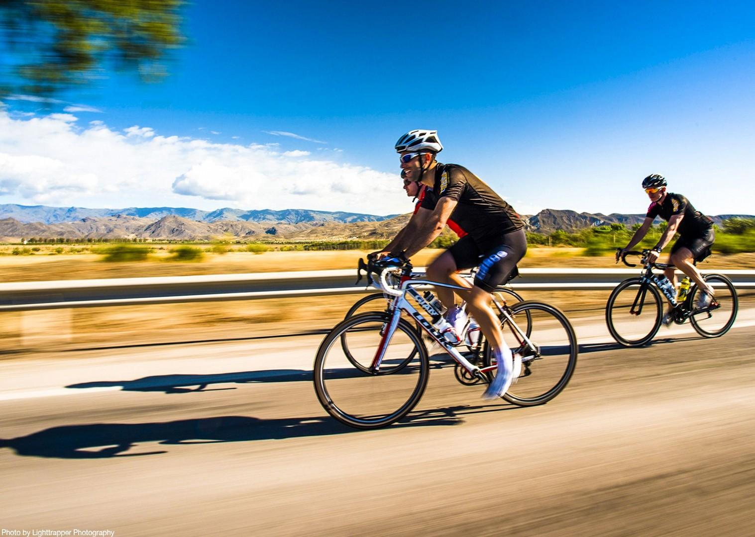 smooth-roads-cycling-vacation-ronda-southern-spain.jpg - Southern Spain - Roads of Ronda - Guided Road Cycling Holiday - Road Cycling