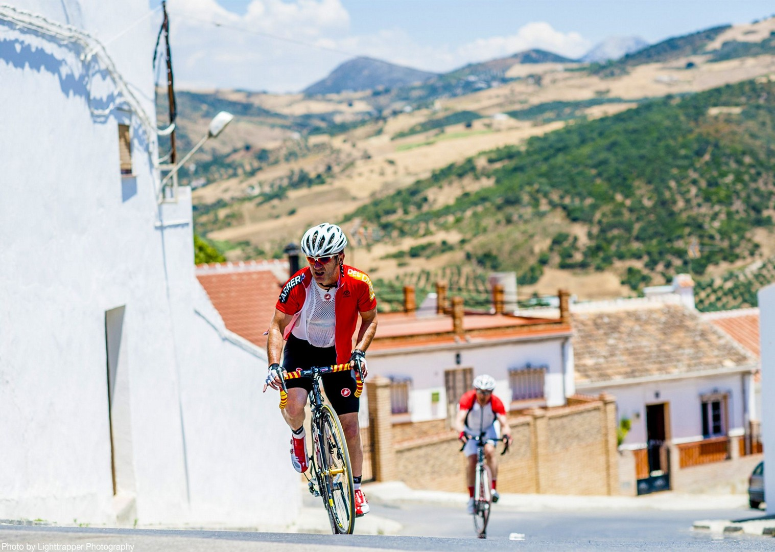 grazalema-town-tour-andalucia-south-spain-guided-road.jpg - Southern Spain - Roads of Ronda - Guided Road Cycling Holiday - Road Cycling