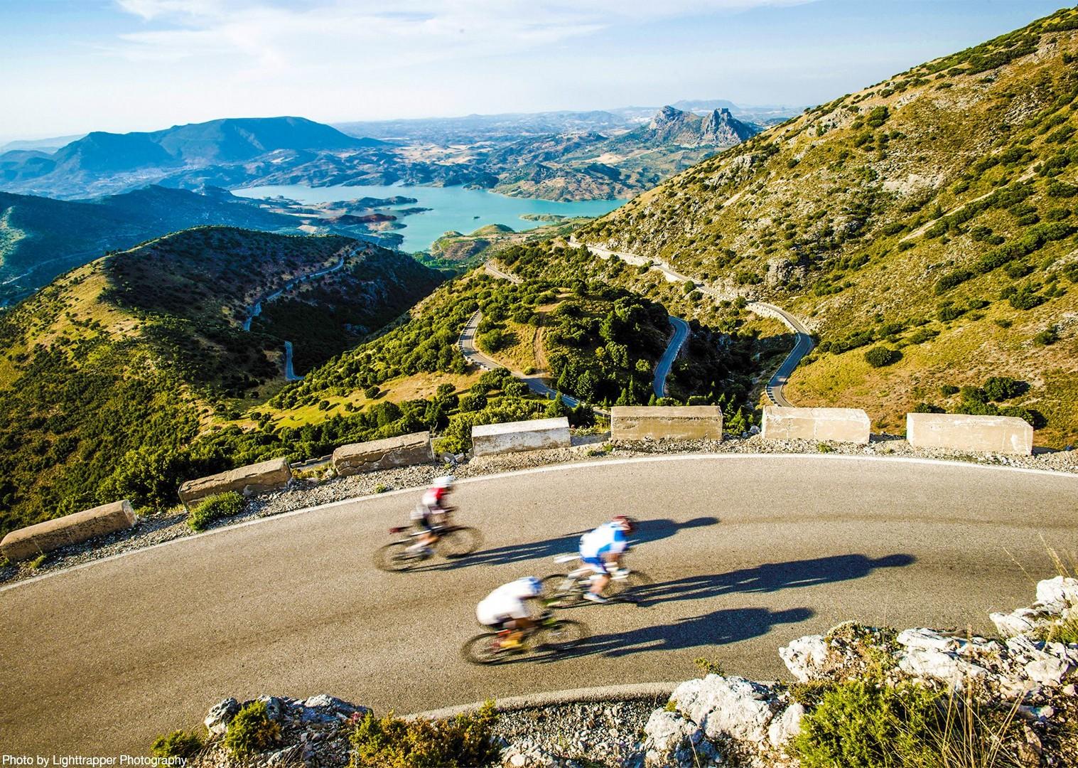 puerto-de-las-palomas-road-cycling-climb-challenge.jpg - Southern Spain - Roads of Ronda - Guided Road Cycling Holiday - Road Cycling