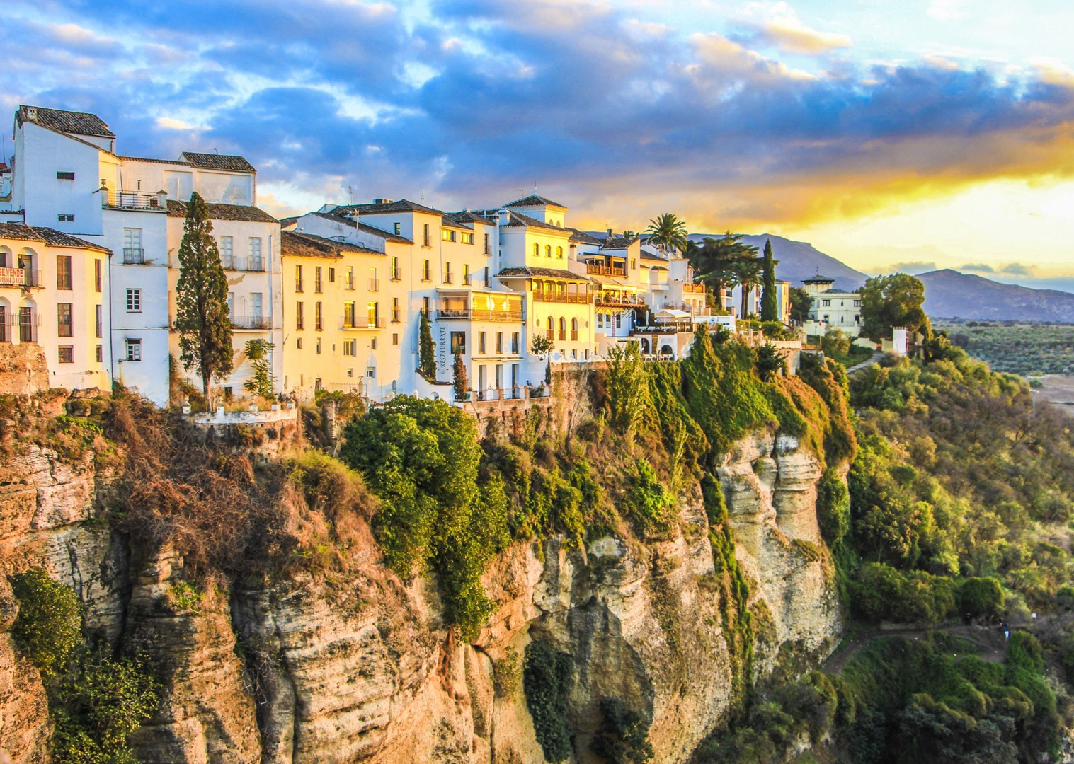 puente-nuevo-spain-cycling-tour-skedaddle.jpg - Southern Spain - Roads of Ronda - Self-Guided Road Cycling Holiday - Road Cycling