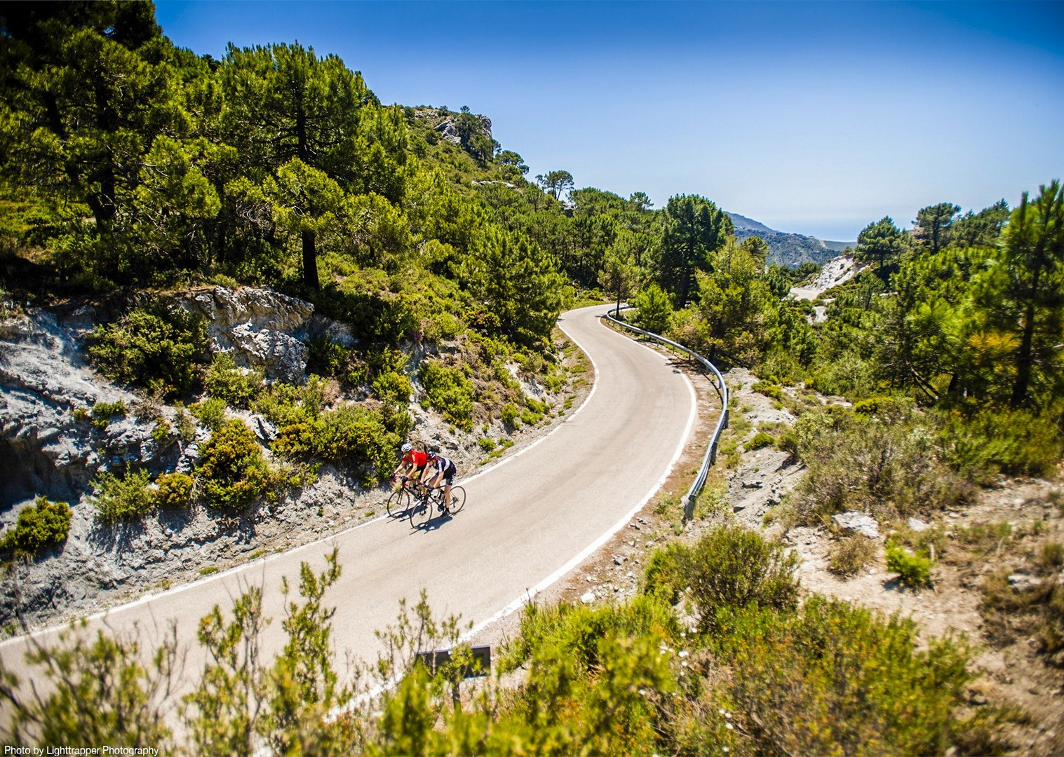 self-guided-road-cycling-tour-spanish-limestone-mountains-saddle-skedaddle.jpg - Southern Spain - Roads of Ronda - Self-Guided Road Cycling Holiday - Road Cycling