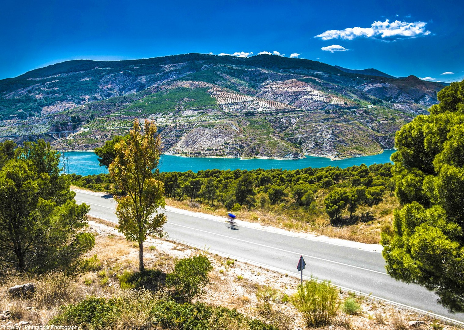 stunning-limestone-mountains-andalucia-road-cycling.jpg - Southern Spain - Roads of Ronda - Self-Guided Road Cycling Holiday - Road Cycling