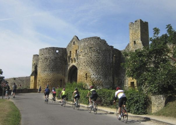 France - Haute Dordogne - Guided Road Cycling Holiday Image