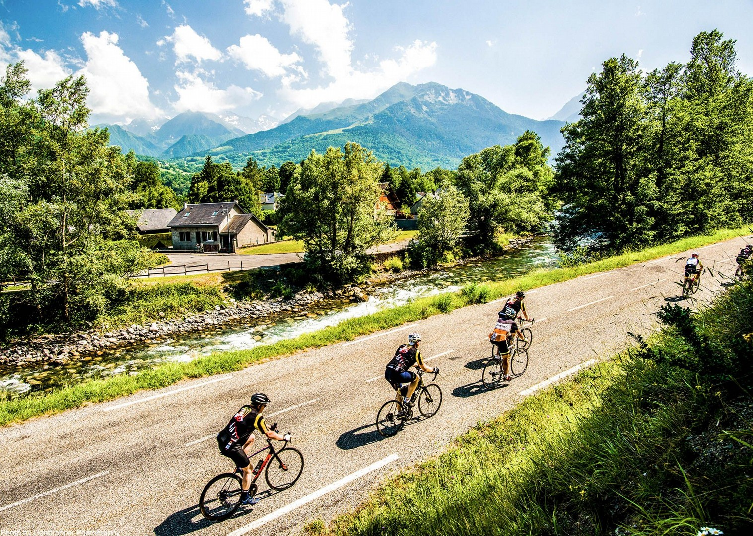 french-mountains-cycling-holiday-guided-france-bikes.jpg - France - Pyrenees Fitness Week (Grade 3-4) - Guided Road Cycling Holiday - Road Cycling