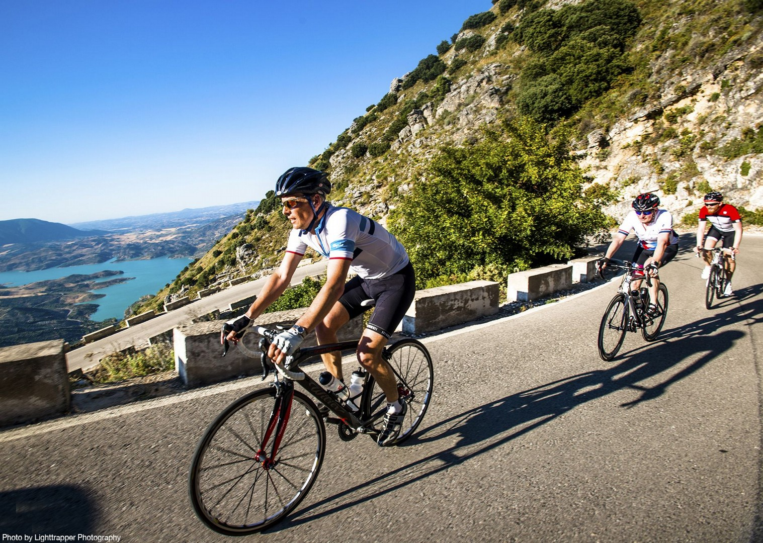 enjoyable-challenging-road-cycling-holiday-spain-self-guided.jpg - Southern Spain - Andalucia - Los Pueblos Blancos - Self-Guided Road Cycling Holiday - Road Cycling