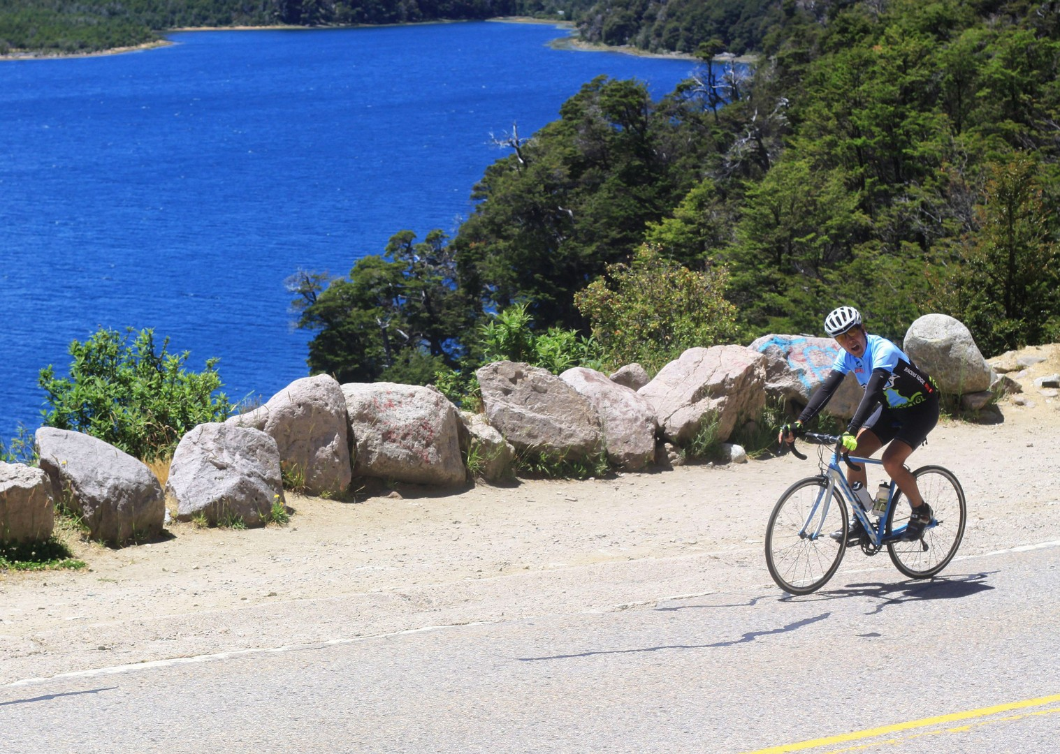 volcan-osorno-guided-road-cycling-holiday-lake-district-explorer-chile-and-argentina.jpg - Chile and Argentina - Lake District Road Explorer - Road Cycling