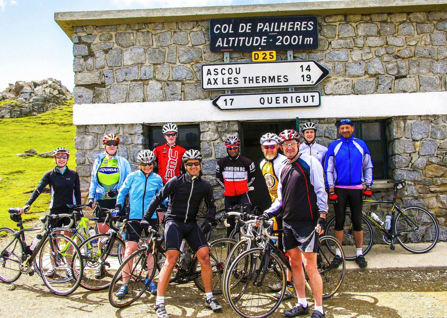 ascou-guided-cycling-holiday-france-pailheres-pyrenees.jpg - France - Pyrenees Fitness Week (Grade 2-3) - Guided Road Cycling Holiday - Road Cycling