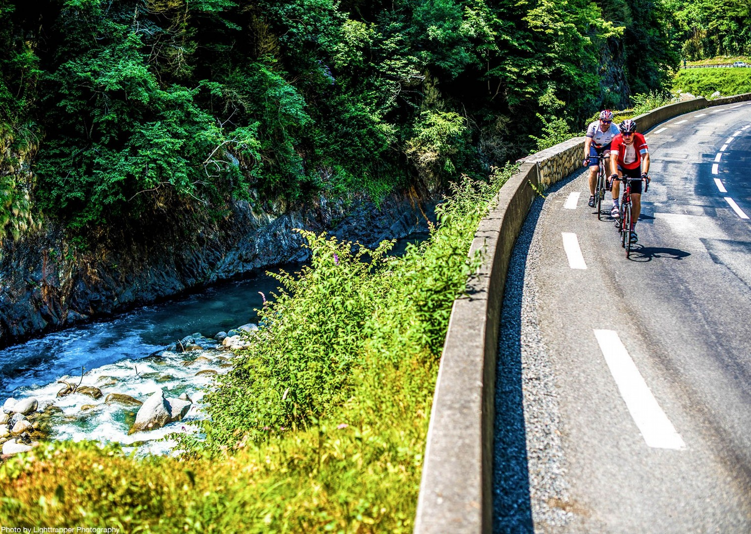 bike-holiday-pyrenees-guided-road-cycling-in-france.jpg - France - Pyrenees Fitness Week (Grade 2-3) - Guided Road Cycling Holiday - Road Cycling