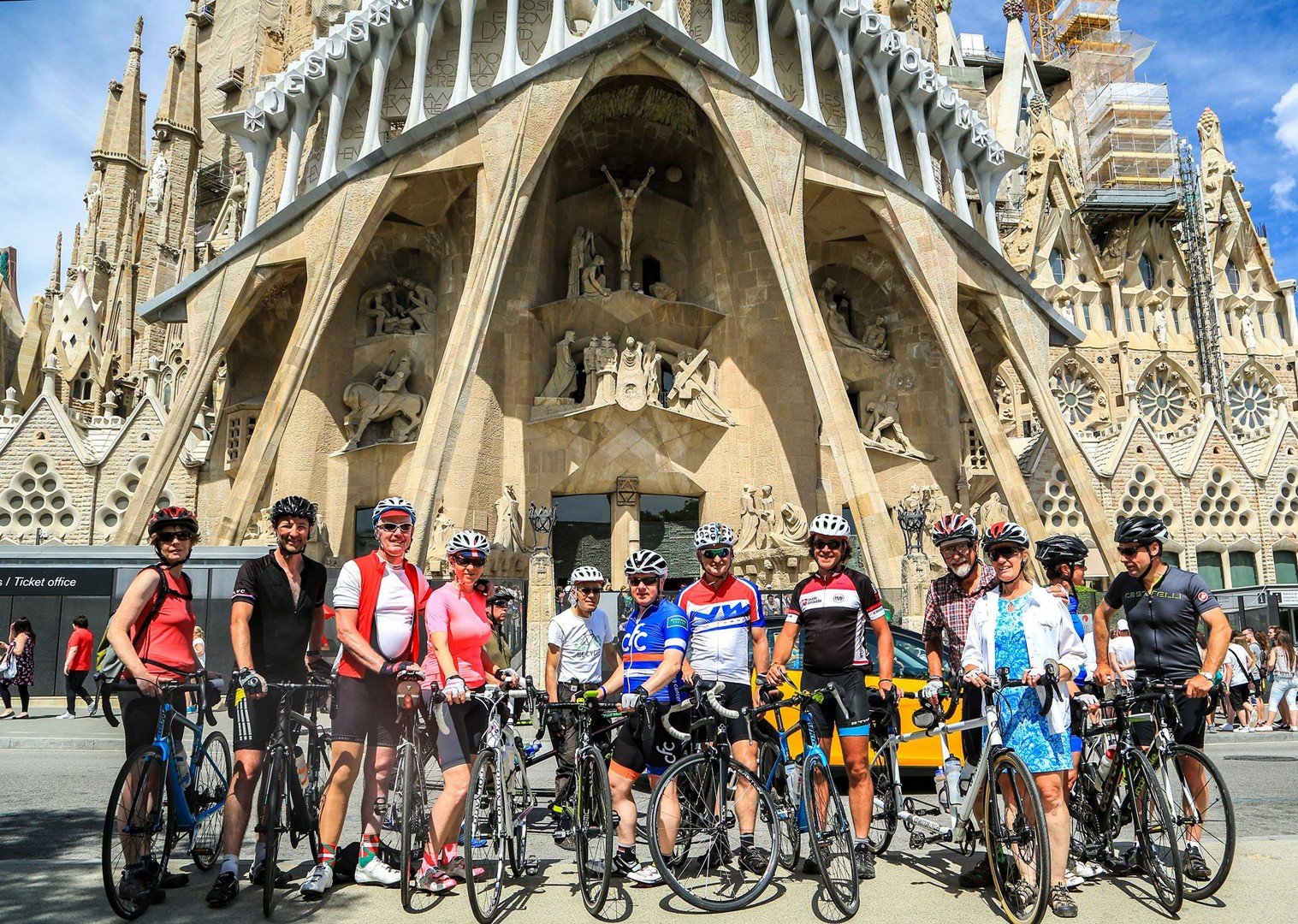 guided-road-holiday-cycling-bilbao-to-barcelona-with-saddle-skedaddle-guides.jpg - Northern Spain - Bilbao to Barcelona - Guided Road Cycling Holiday - Road Cycling