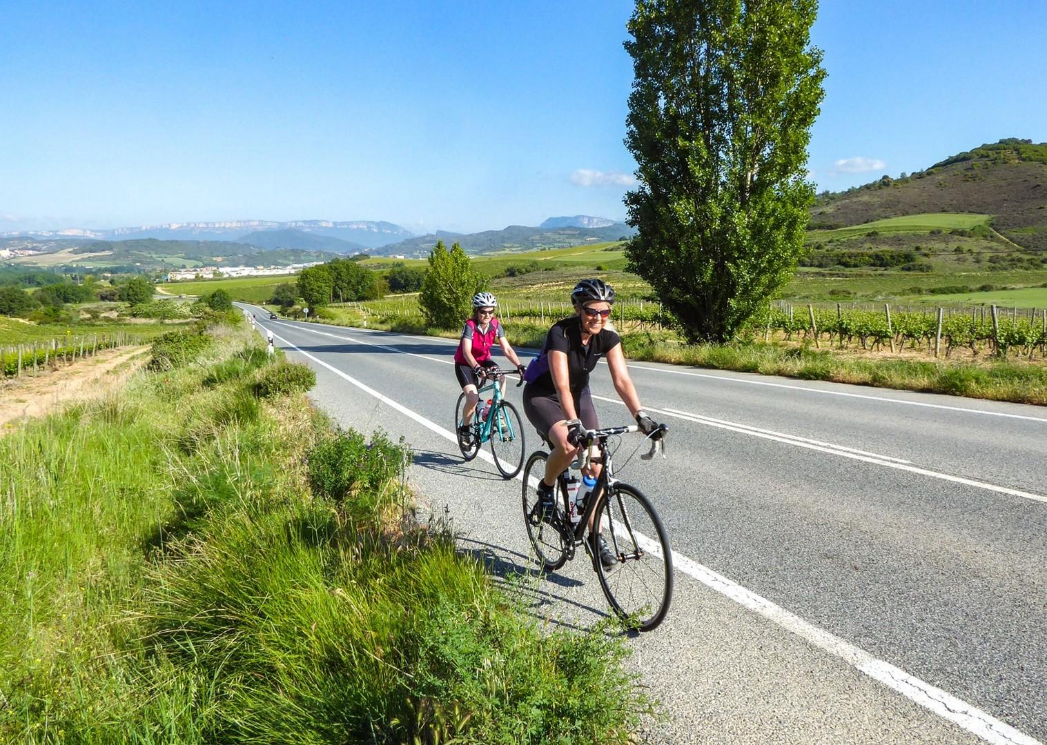 saddle-skedaddle-bilbao-to-barcelona-northern-spain-cycling-holiday.jpg - Northern Spain - Bilbao to Barcelona - Guided Road Cycling Holiday - Road Cycling